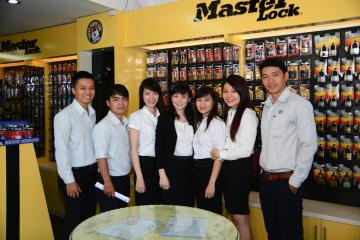 Nhóm Kinh Doanh Master Lock