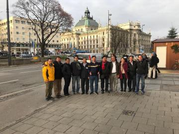 NTP Euro trip 2017
